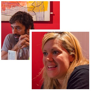 Integrantes de JAMMING en micinexin.net