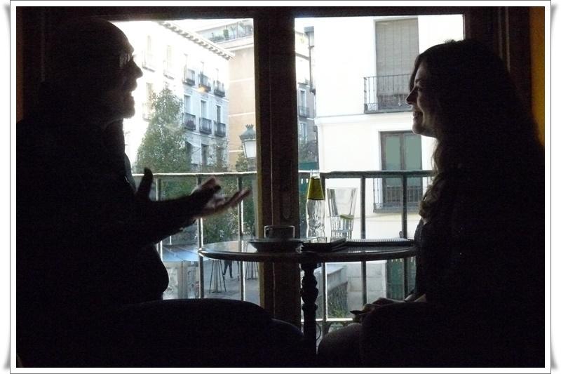Juan Fernández y Susana Montalbano en un reportaje para MICINEXIN