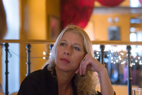 Beatriz Bergamín en un reportaje para MICINEXIN