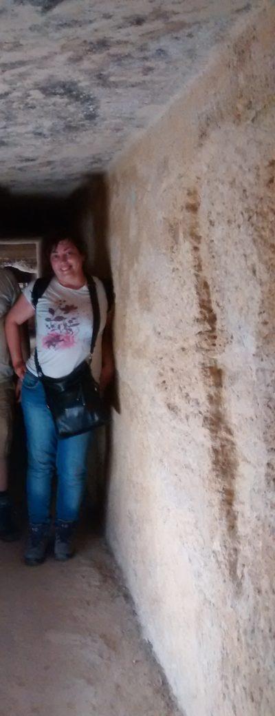 Susana en Mis crónicas del Nilo 2, un reportaje de MICINEXIN