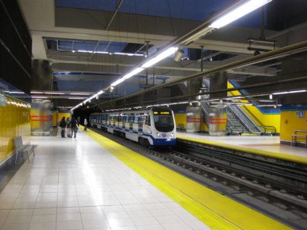 Reportaje oda al metro en MICINEXIN revista de cine